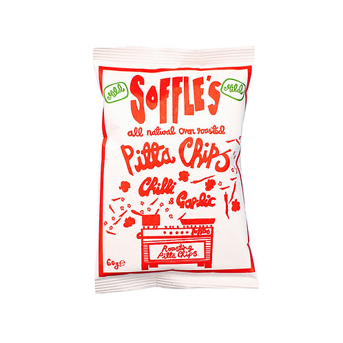 Chilli & Garlic MILD Classic Size (15 x 60g)