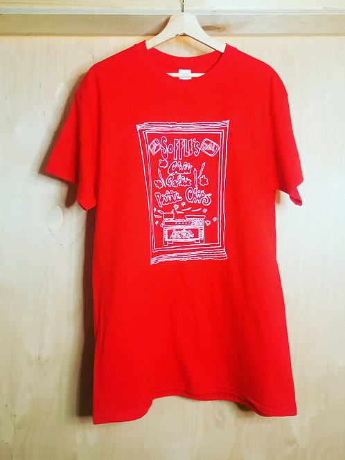 Soffle's Red Tee