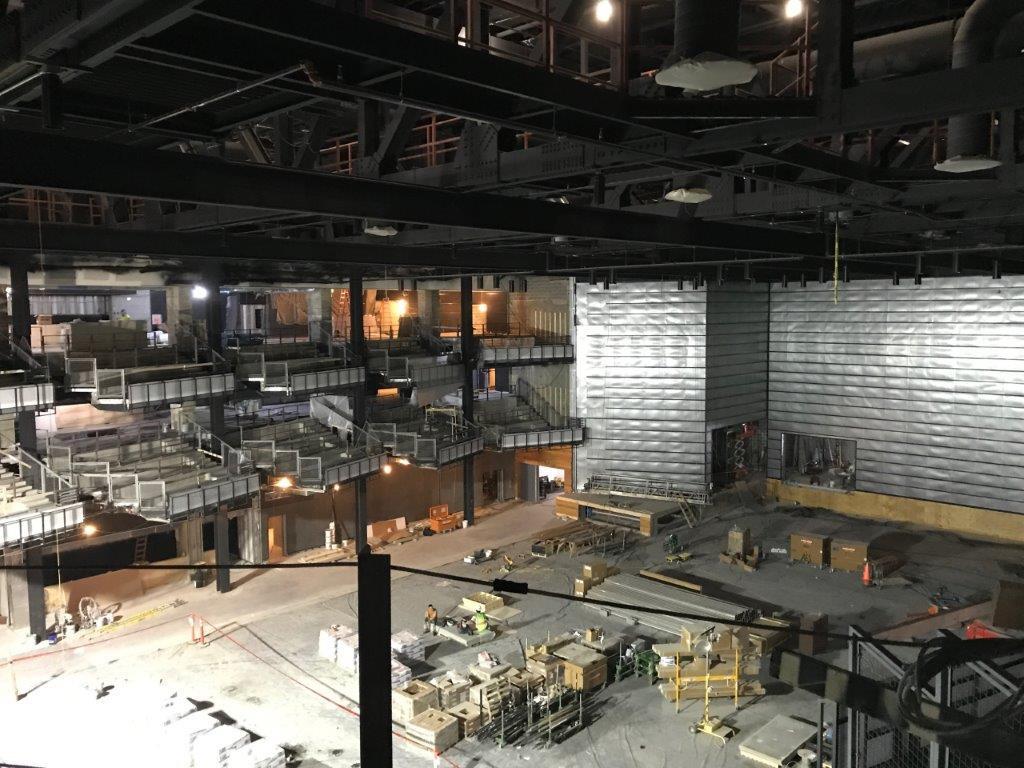 2018 WBC Wharf Hall