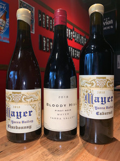 Timo Mayer Wine Collection