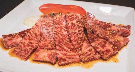 Premium wagyu beef rib