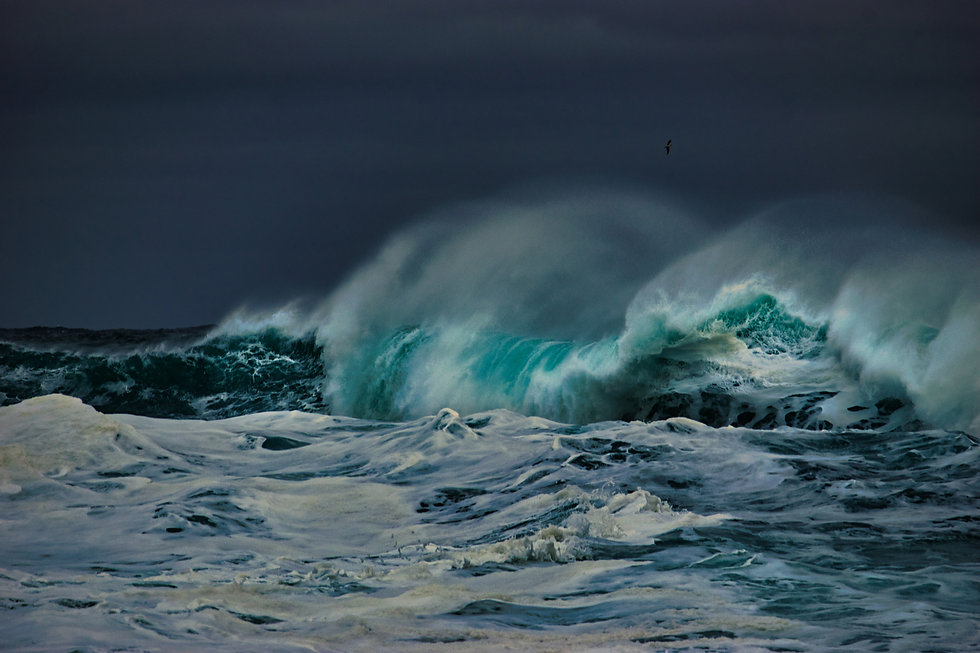 Mother Nature's Fury by Tina O'Rourke.jp