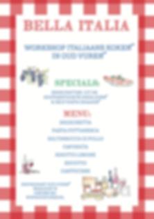 Oud Vuren_specials_Workshop Italiaans ko
