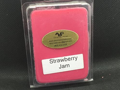 Strawberry Jam Soy Wax Melt