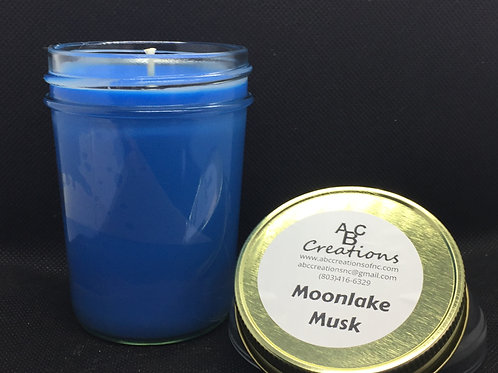 Moonlake Musk 8 oz. Soy Candle