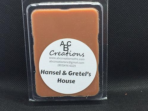 Hansel & Gretel's House Soy Wax Melt