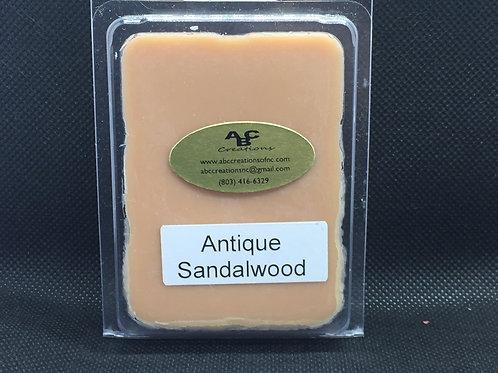 Antique Sandalwood Soy Wax Melt