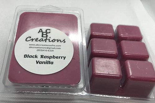 Black Raspberry Vanilla Wax Melt