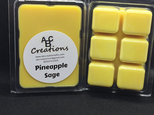 Pineapple Sage Wax Melts