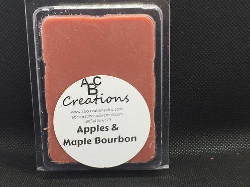 Apples & Maple Bourbon Soy Wax Melt