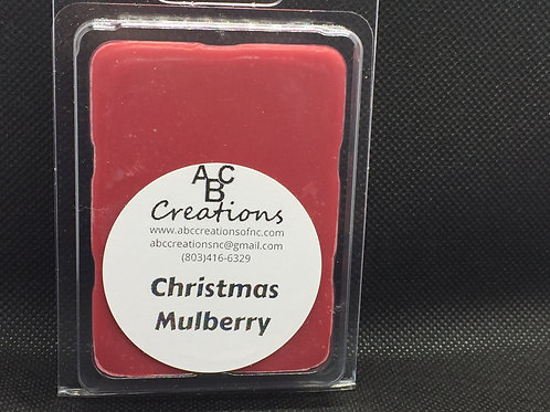 Christmas Mulberry Soy Wax Melt