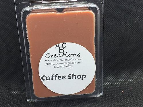 Coffee Shop Soy Wax Melt