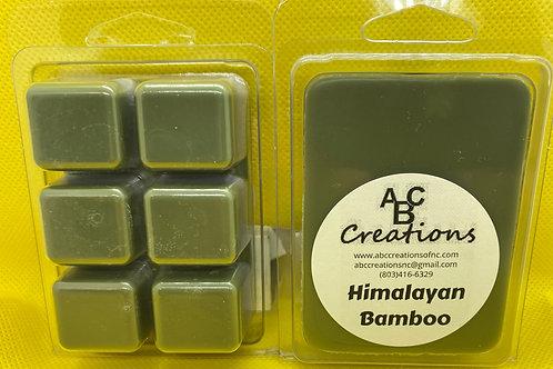 Himalayan Bamboo Wax Melt