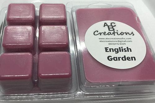 English Garden Wax Melt