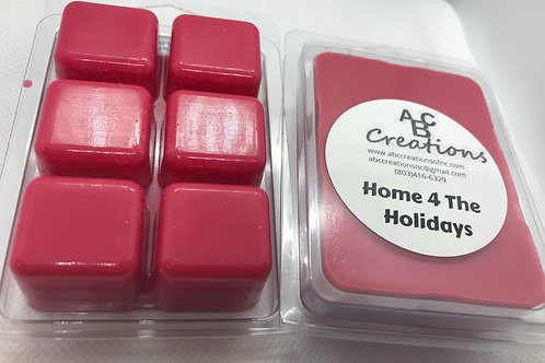 Home 4 the Holidays Wax Melt