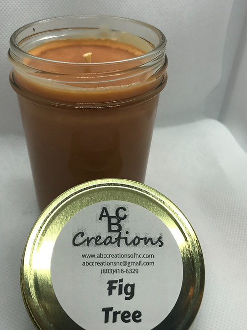 Fig Tree 8 oz. Soy Candle