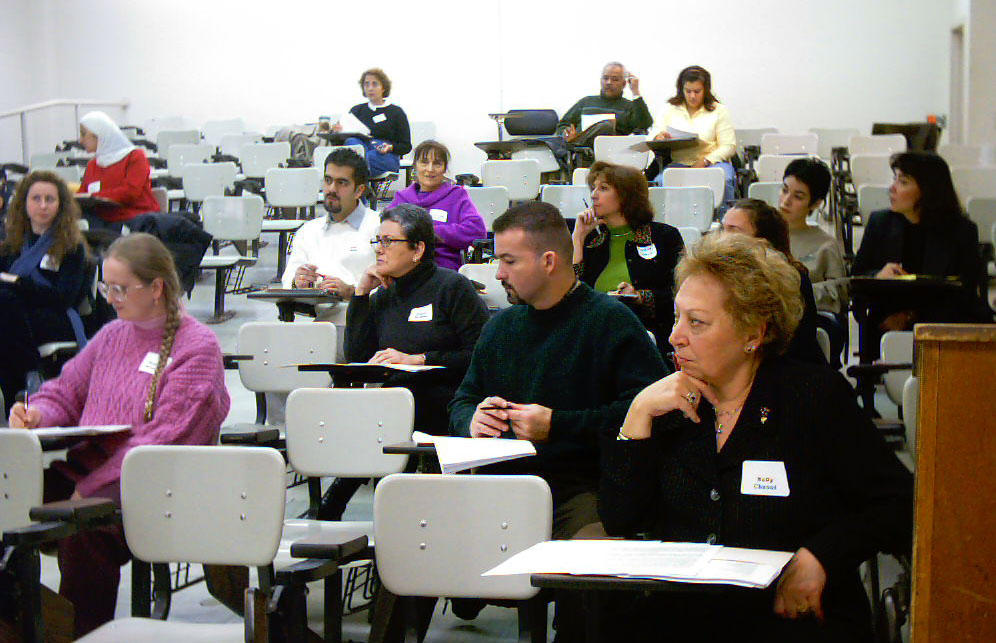 CCIO Workshop 2002