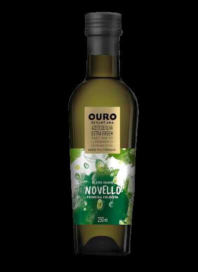 AZEITE DE OLIVA OURO DE SANTANA NOVELLO 250ML