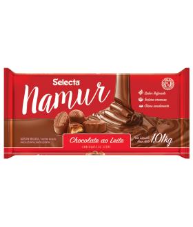 Selecta Namur Chocolate Ao Leite 1,01Kg