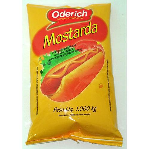 MOSTARDA 1L ODERICH