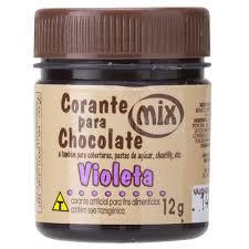 CORANTE CHOCO VIOLETA 12G MIX