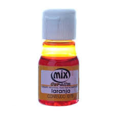 CORANTE MIX 10ML LARANJA