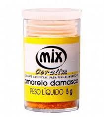 CORANTE MIX 5G AMARELO DAMASCO