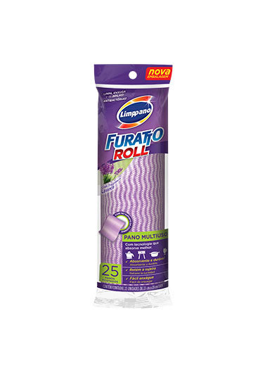 FURATTO ROLL LAVANDA C/25