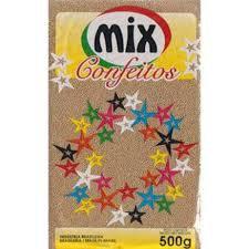 CONFEITO DOURADO N°0 500G MIX