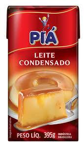 LEITE CONDENSADO PIA 395G