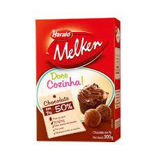 CHOCOLATE EM PO 50% MELKEN 200G