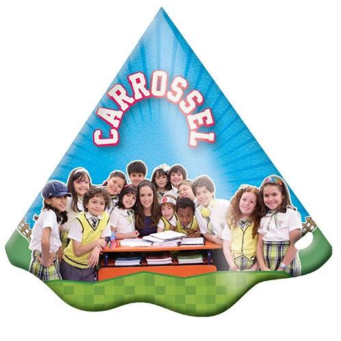 CHAPEU CARROSSEL C/8
