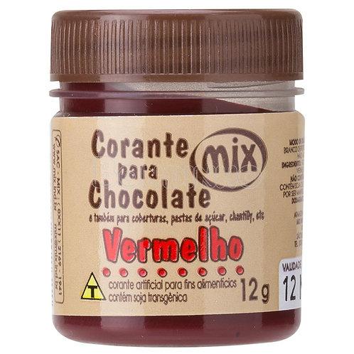 CORANTE CHOCO VERMELHO 12G MIX