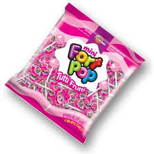 PIRULITO MINI FORT TUTTI FRUTTI POP 300G