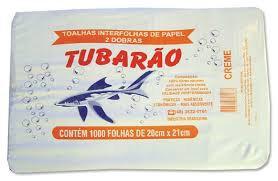 PAPEL TOALHA CREME TUBARAO