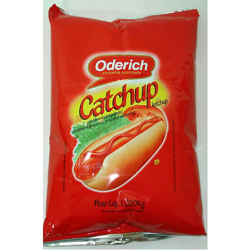 CATCHUP 1L ODERICH