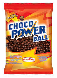 CEREAL AO LEITE CHOCO POWER BALL 500G