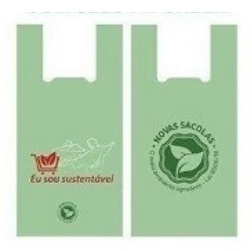 Sacola sustentável/ecológica 38x50