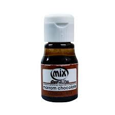 CORANTE MIX 10ML MARROM CHOCOLATE