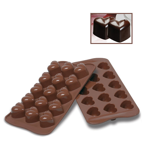FORMAS SILICONE P/ CHOCOLATE