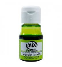 CORANTE MIX 10ML VERDE LIMAO