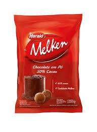 CHOCOLATE PÓ 50%  HARALD