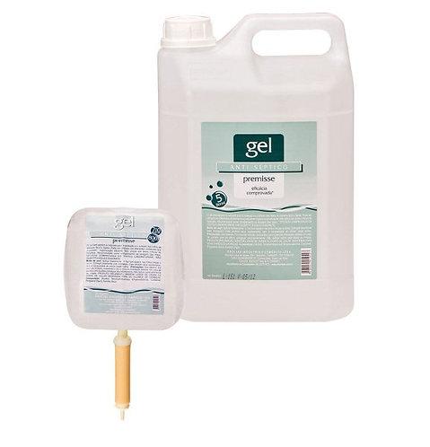 GEL CLEAN ANTI-SEPTICO 5 LTS