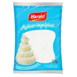 AÇUCAR IMP/ CONF. KG HARALD