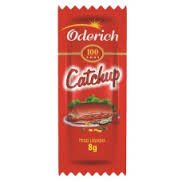 CATHUP SACHET ODERICH 8 G