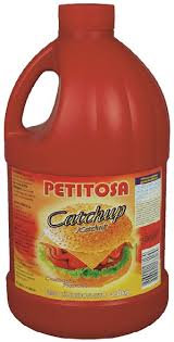 CATCHUP PETITOSA 3KG ODERICH