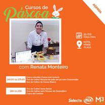 PÁSCOA | CURSO COM RENATA MONTEIRO