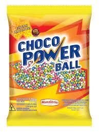 CHOCO POWER MICRO COLORIDO 500G
