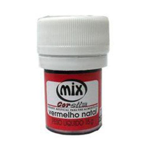 CORANTE MIX GEL VERMELHO NATAL 15G