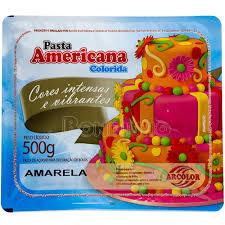 PASTA AMERICA AMARELA 500G MIX